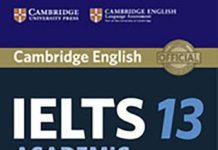 Cambridge ielts 13 free download