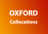 Oxford-Collocations