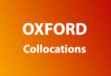 Oxford-Collocations