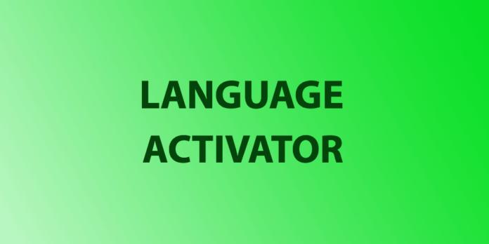 language-activator