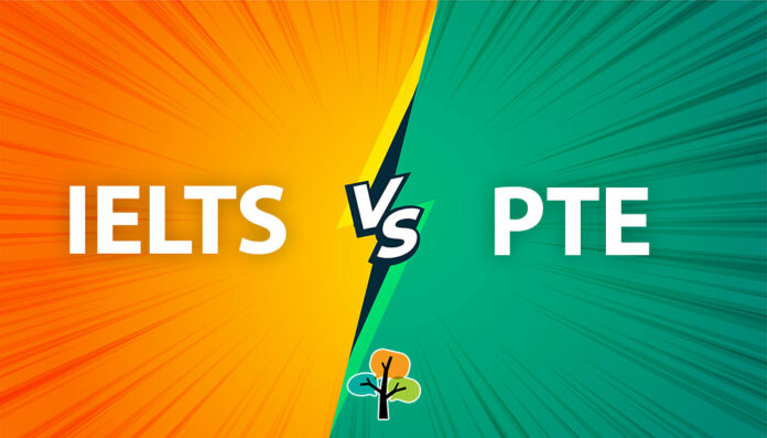 IELTS VS PTE